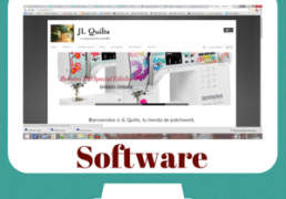 Software Bordado y Patchwork
