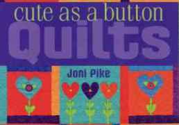 Cute as a button quilts