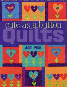 Cute as a button quilts