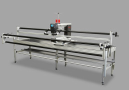 Bernina Q24 maquina de brazo largo de acolchar