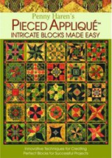 Pieded Applique, Penny Haren