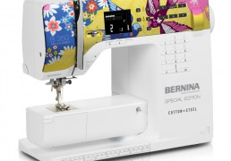 Bernina 350SE Hello Lovely, maquina de coser