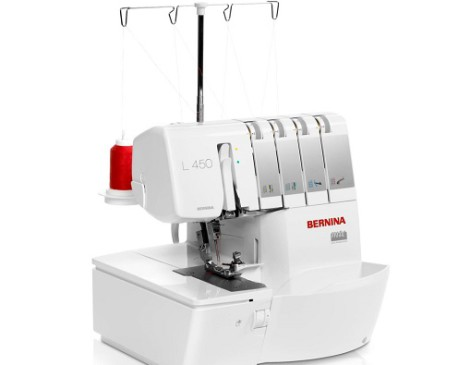 Bernina remalladora L 450