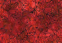Tela de patchwork en estilo de Batik de RJR Fabrics