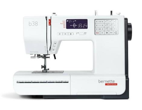 Maquina de coser Bernette B38