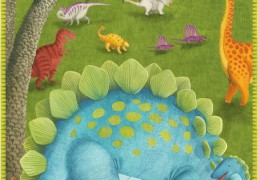 Dino party de Blank Quilting