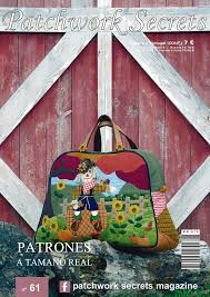 revista patchwork secret