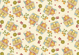 Henry Glass Sew Let´s Stitch